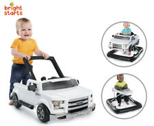 8831a597287f Bright Starts 3 Ways to Play Ford F150 Baby Walker Adjustable Toy ...