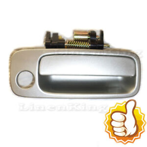 FIT Toyota Camry Outside Exterior Passenger Front Right Side Door Handle 97-01