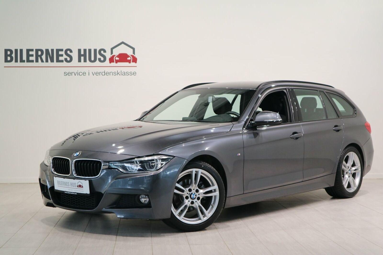 BMW 320i Billede 1