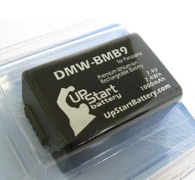 Battery for Leica V Lux 2, V Lux 3, Panasonic Lumix DMC FZ40, Lumix FZ40, FZ60