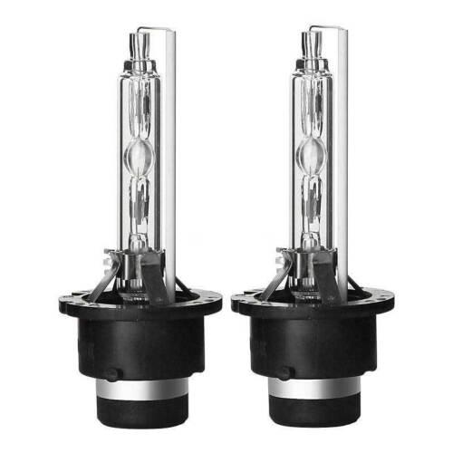 2x 35W D1S D2S HID Xenon Headlights Car Beam Bulbs Replacement Lamps 6000K White