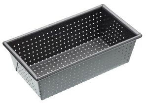 NEW-MasterCraft-CrustyBake-Box-Non-Stick-Loaf-Pan-23cm