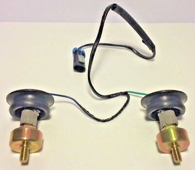 Knock Sensor For Chevy GMC LS1 Silverado Sierra Cadilla 5.3L 6.0  4.8L w//Harness