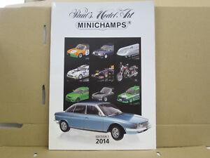 PORTOFREI 195 Seiten A4 Minichamps Katalog 2020