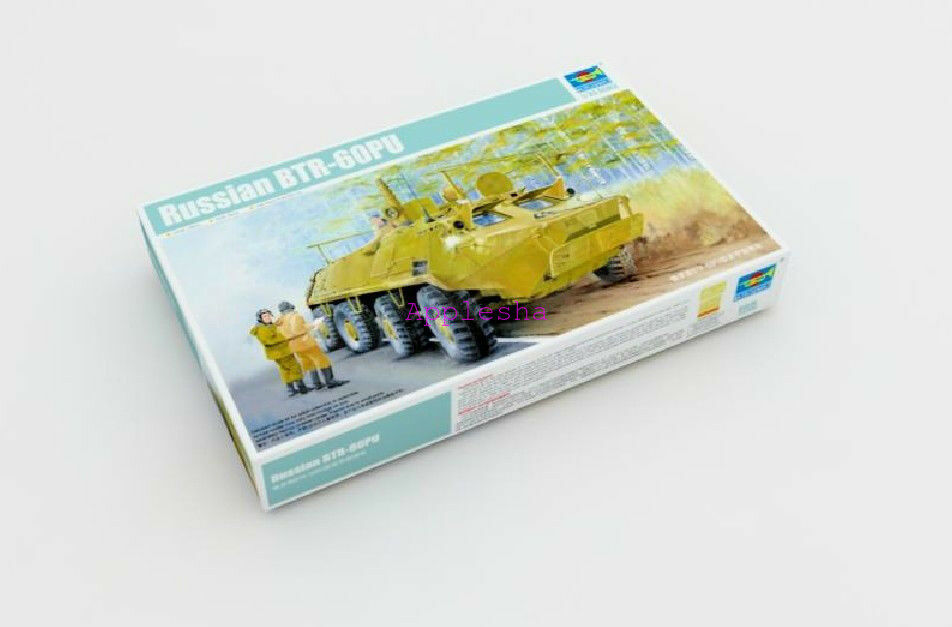 Trumpeter 01576 1 35 Russian BTR-60PU