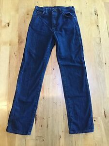 Men's vintage denim Rustler Jeans size 32