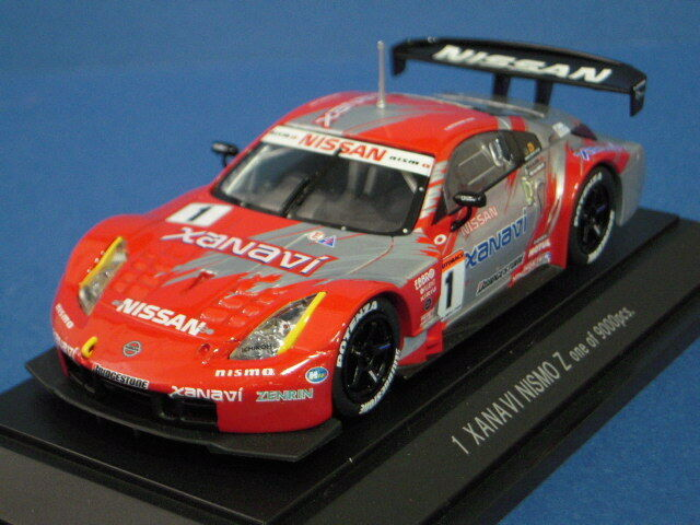 Ebbro 1 43 Xanavi  Nismo Z JGTC 2004  1  40% de réduction