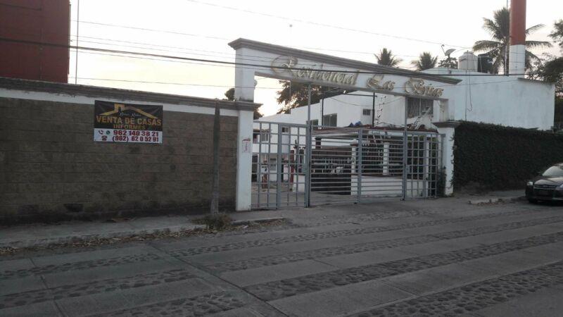 CASAS EN VENTA PRIVADA RESIDENCIAL LAS BRISAS TAPACHULA