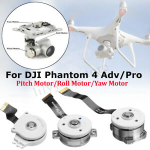 Details about Replacement Repair Parts Gimbal Roll/Yaw/Pitch Motor For DJI  Phantom 4 Adv/Pro