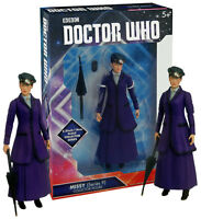 Doctor Who Missy Bright Purple Outfit 5 Figure 12th Dr Series 9 Mint