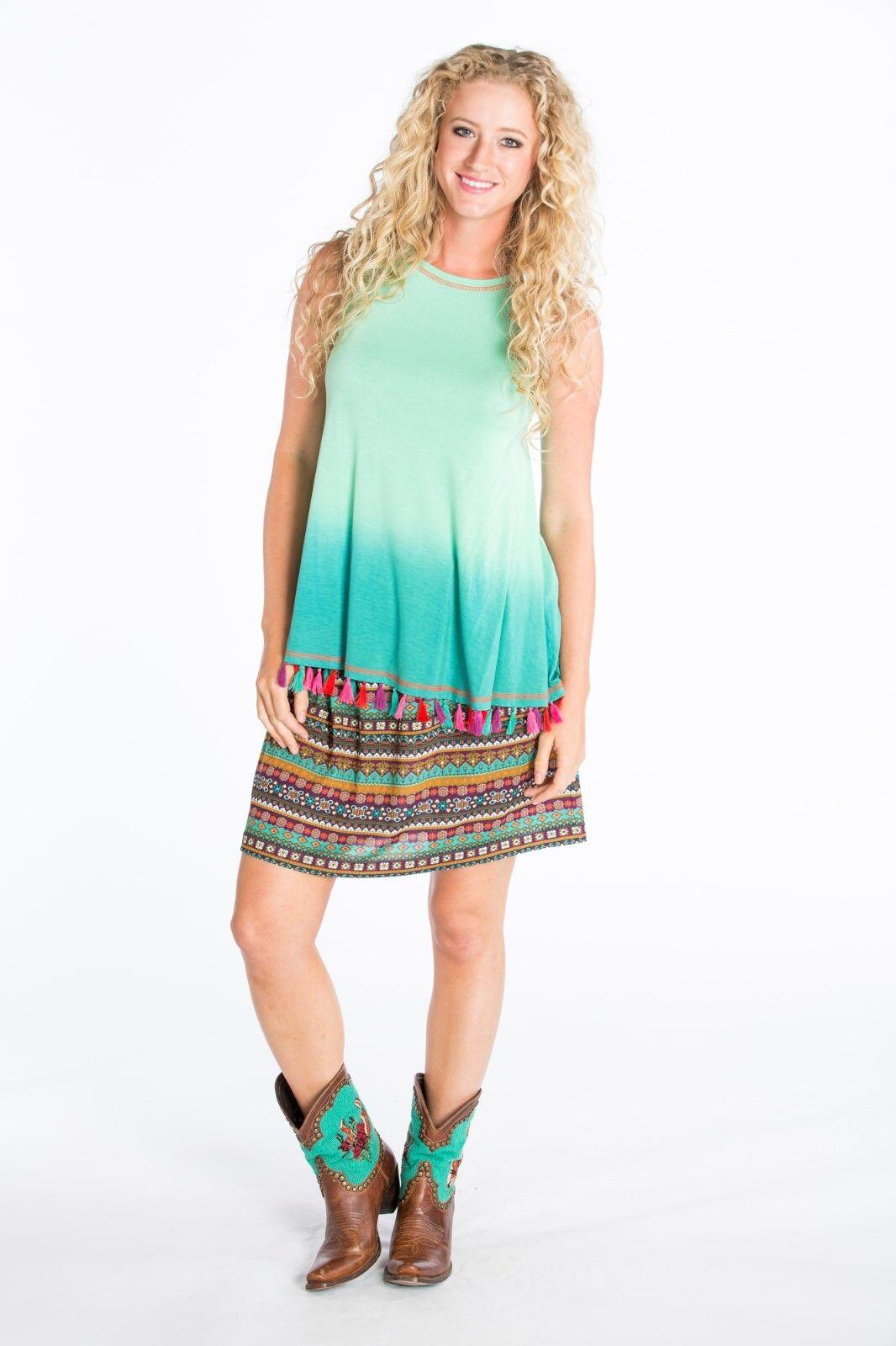 Double D Ranchwear Chullo Mini Skirt