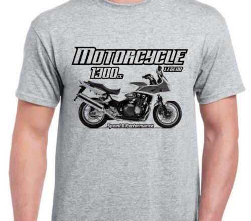 HONDA CB1300 2010 inspired motorcycle bike shirt tshirt