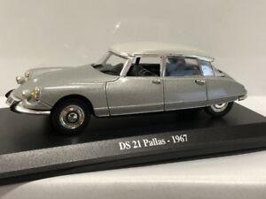 citroen-ds-21-pallas-1967-n5-collection-1-43-tres-bon-etat