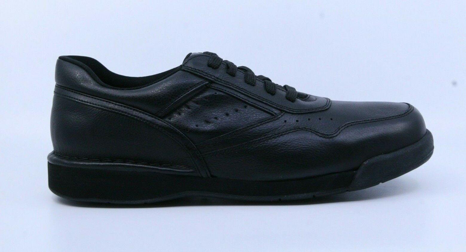 Rockport K71096 para hombre Negro Prowalker zapatos talla 8 (extra grande)