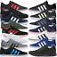 Adidas-para-hombre-Caballeros-vs-ritmo-Multicolor-Zapatillas-Zapatos-Calzado-Cordones-Tobillo-Collar miniatura 1