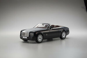 Kyosho-Rolls-Royce-Drophead-Coupe-II-Diamond-Black-1-12-scale