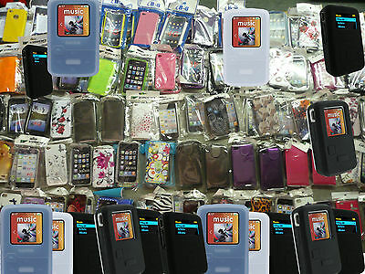 Wholesale Joblot mix Sansa iPhone iPod iPad mobile phone tablet cases covers X25