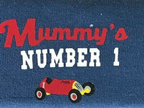5 x Mothercare Boys Long Sleeve Bodysuits RomperTiny Baby Up To 5lbs 2.3kg