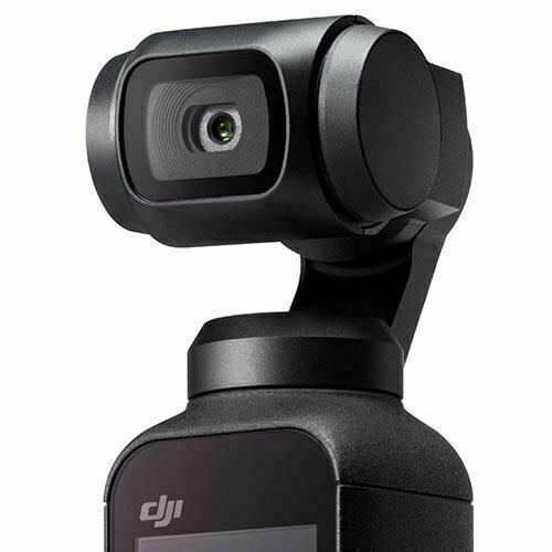 DJI Osmo Bolsillo 4K 3 ejes Gimbal Trípode de cámara integrada estabilizado de mano
