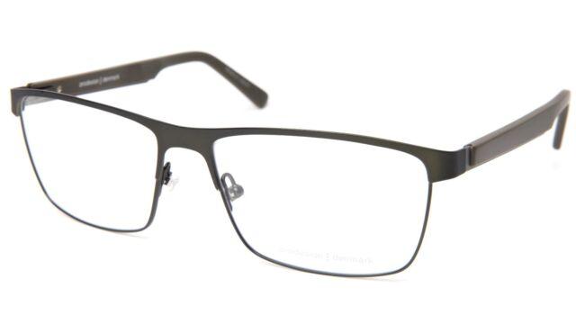 PRODESIGN Denmark 1280 C.6931 Grey Green Eyeglasses Frame 57-16-140 ...