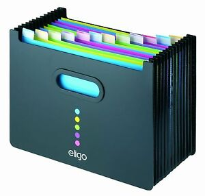 Image Is Loading File Storage Box Organiser Business Filing Document A4