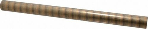 Alloy Bronze Round Tube 3... Made in USA 1 Inch Outside Diameter x 13 Inch Long