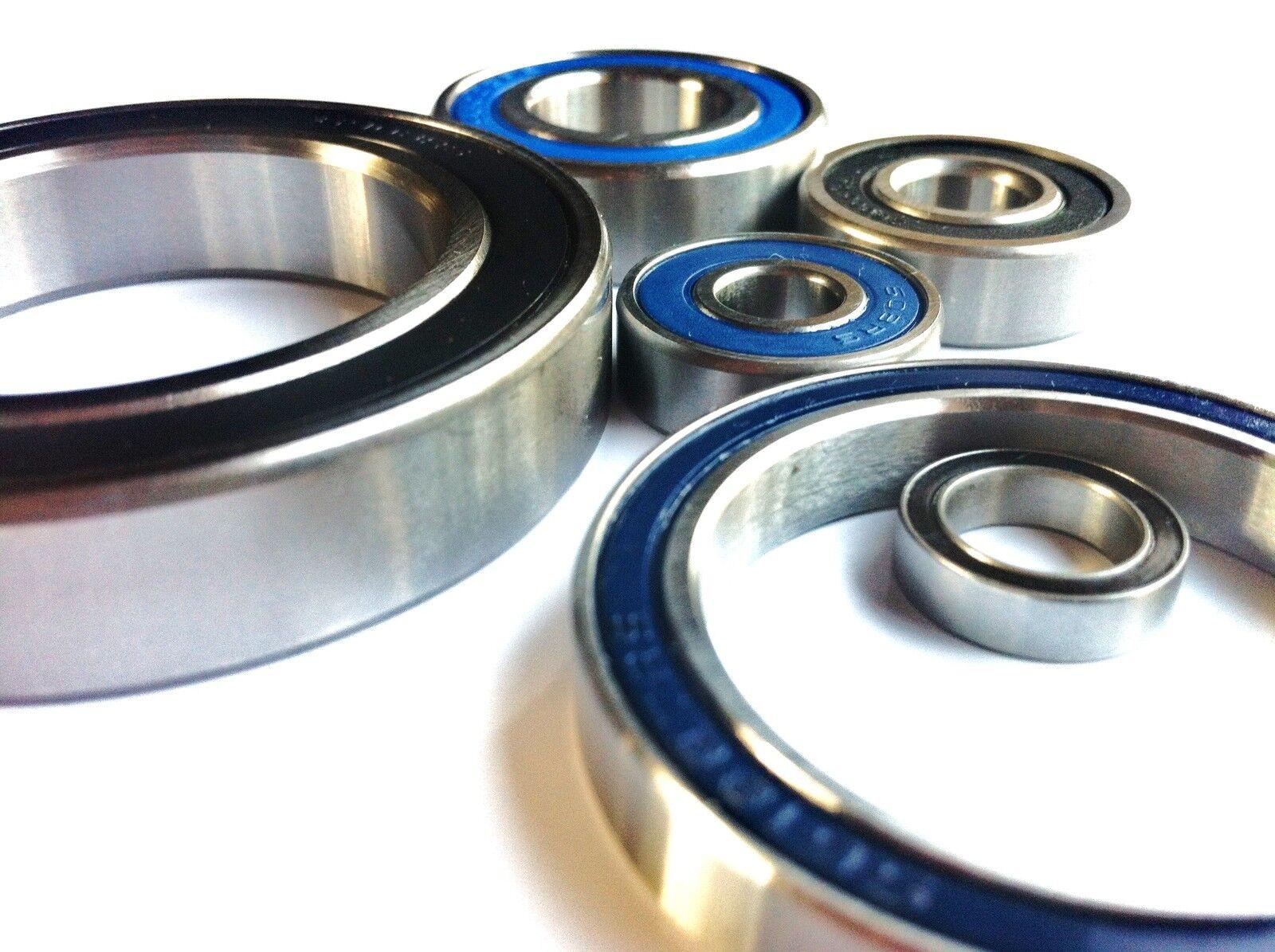 Cuadro de BMX MTB Híbrido De Cerámica/concentrador ciclo Rodamientos Rodamientos Rodamientos Sellados Teflón Lubricados 9566b3