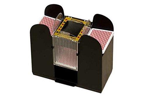 chh 2609xl 6 deck automatic card shuffler for sale online