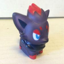 2010 Authentic Pokemon Finger Puppet Clear Zorua Catch Them All Nintendo Bandai