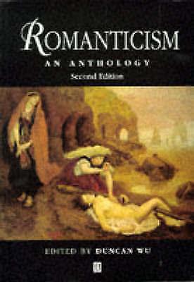 Romanticism: An Anthology (Blackwell Anthologies)-ExLibrary