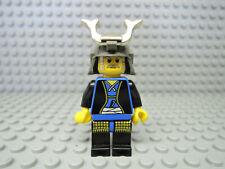 Lego 2 x Ritter Ninjago Ninja Samurai Minifigur Figur 6093 3019 6089 4805 1187