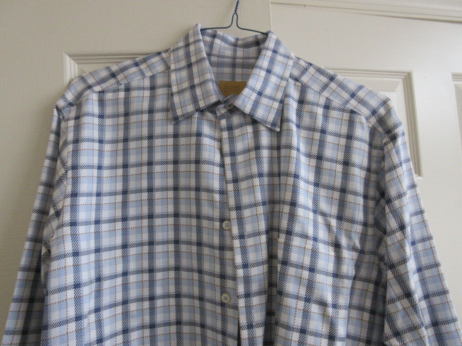 Robert Talbott , Carmel ,L ,100% Cotton ,Long Sleeve Sh