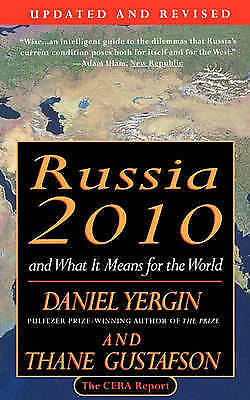 1 of 1 - Russia 2010 and What It Means for the World by D.Yergin & T.Gustafson