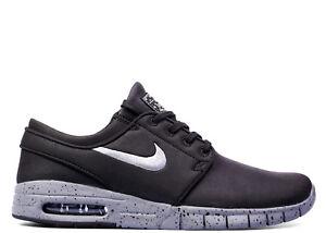 online tutaj najnowsza zniżka wylot Details about Nike SB Stefan Janoski Max L QS NYC Black Cool Grey Size 11  DS Premium