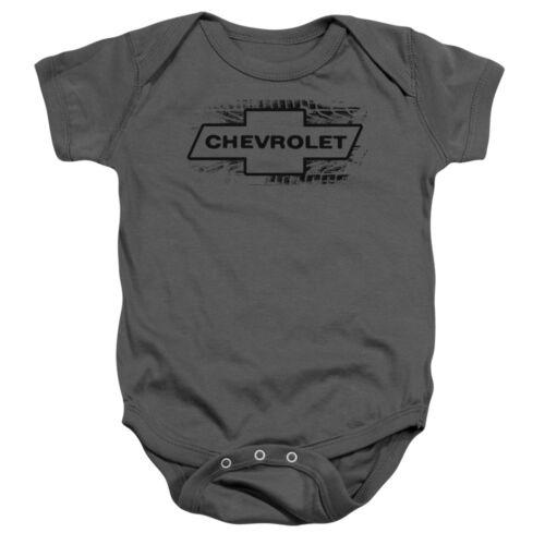 Chevrolet Chevy Bowtie Burnout Infant snapsuit S-XL