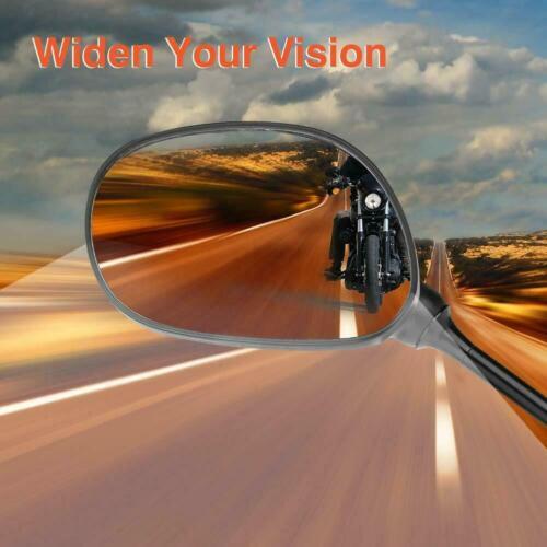 ATV Rear View Side Mirrors For Polaris Sportsman 400 450 500 550 570 700 800 850