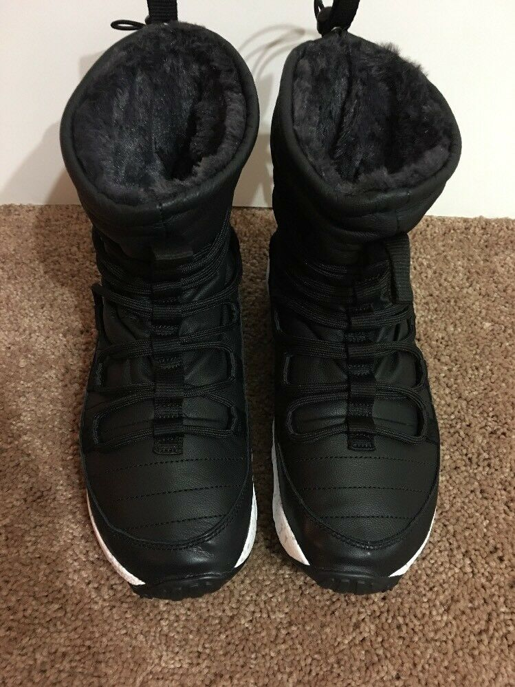 NIKE FOOTSCAPE ROUTE SP SNEAKER BOOTS (728746-001) Men's Sz 6.5 BLACK