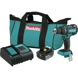 Makita-XFD061-R-18V-LXT-3-0-Ah-1-2-in-Cordless-Li-Ion-Drill-Driver-Kit-Recon