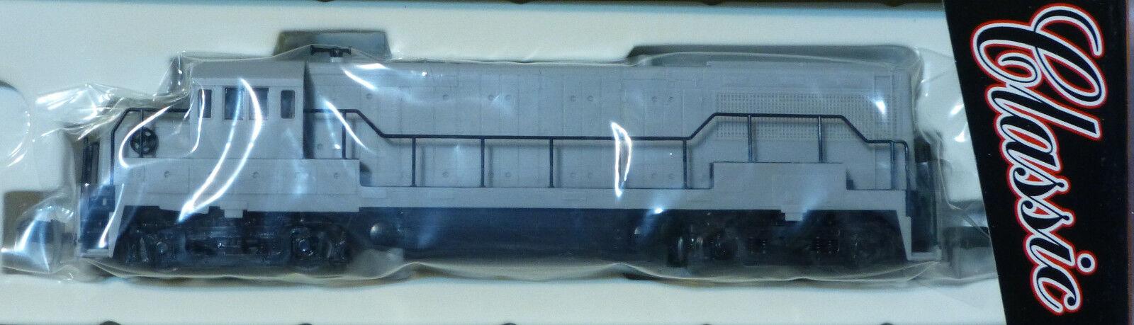 Atlas N Diesel GE U25B Poweröd Undec.