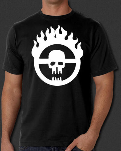 Mad Max Fury Road War Boys Logo Symbol Shiny and Chrome New T-Shirt S-6XL