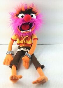"The Muppets Most Wanted Animal Drummer 17"" Plush Figure Disney Store Exclusive"
