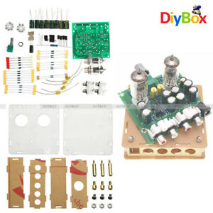 Preamp Module-6J1 Vacuum Electron Tube Valve Preamp Amplifier Board Headphone Amp Parts Musical Fidelity Module Kit
