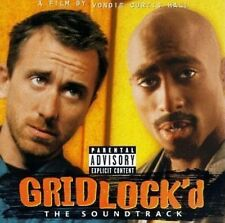 Gridlock'd (1997) 2 Pac & Snoop Doggy Dogg, Nate Dogg.. [CD]