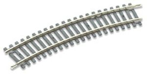 10 x 1st Radius Double Curved Setrack 00 Gauge Peco ST-221 371mm Hornby R605
