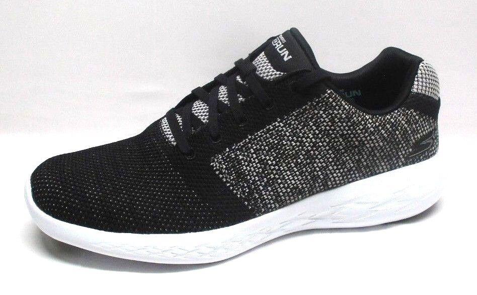 Skechers Performance Women's Go Run 600-Arise Running shoes, color Black White