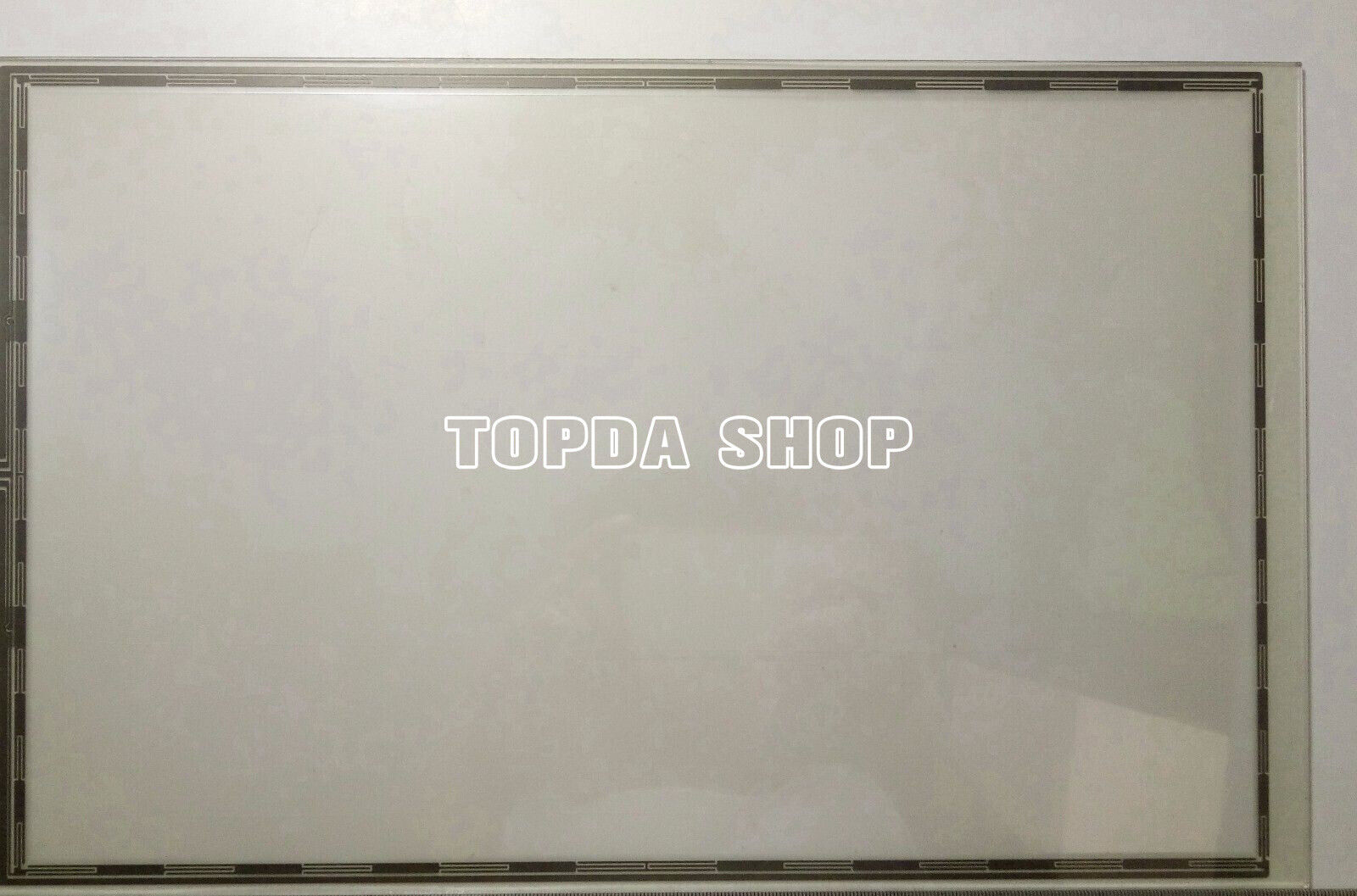 1pc CTC PARKER P31-3C2-A1-2A3 touch screen glass
