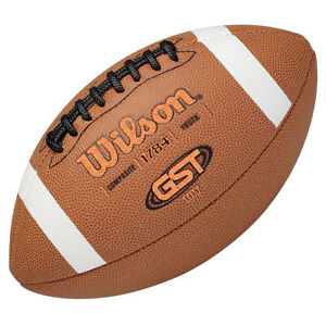 Wilson 174 Gst 174 Composite Leather Football Youth 12 14