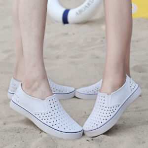Men-039-s-Casual-Shoes-Mesh-Sandals-Couples-Sports-Breathable-Beach-Slippers-Fashion