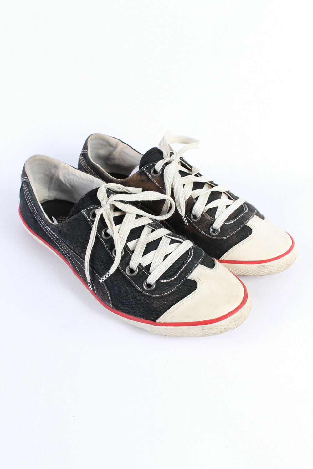 Men's Vintage 70s 80s Puma Fast Rider Trainers shoes Size S143