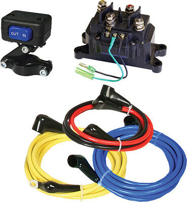 KFI Products ATV-WK - Universal 12-Volt Winch Wiring Kit ...